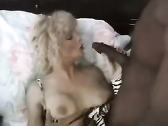 Homemade pale-skinned aged mommy Colette Sigma ir dp creampie