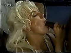 Vintage cuckold video featuring double penetration
