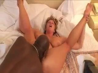 White mature mom interracial black cuckold