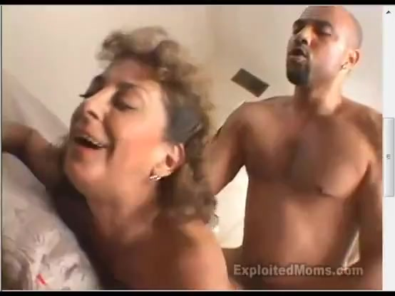 Amateur granny cuckold with big black cock