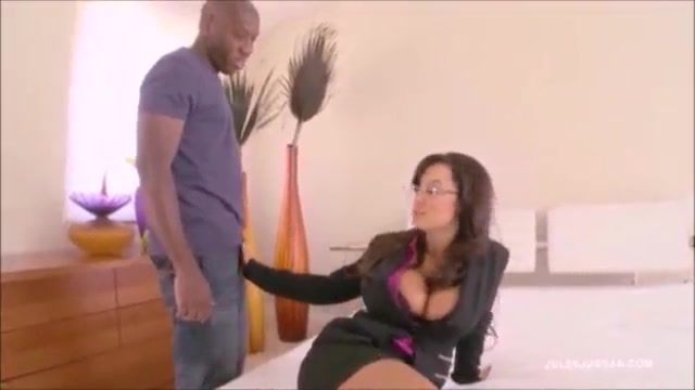 Your white mom is a black cock slut trainer